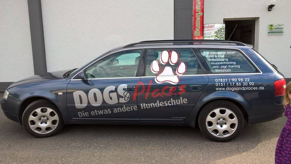 Die Hundeschule in Lahr - Dogs and Places - Jessika Dupont