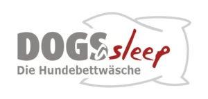Logo-von-Dogs-Asleep-Die-Hundebettwaesche - Hundebettwäsche-Bettwäsche-für-den-Hund